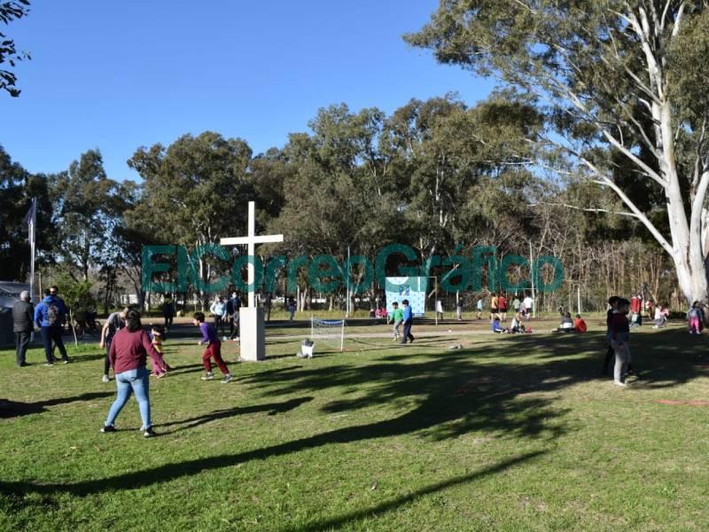 Actividades de las Vacaciones de Invierno en la Plaza Julio Lopez 6