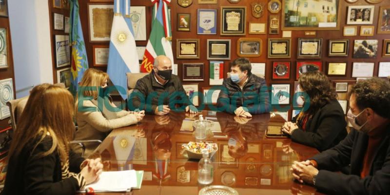 Arroyo y Secco presentaron la Canasta Ahorro en Ensenada