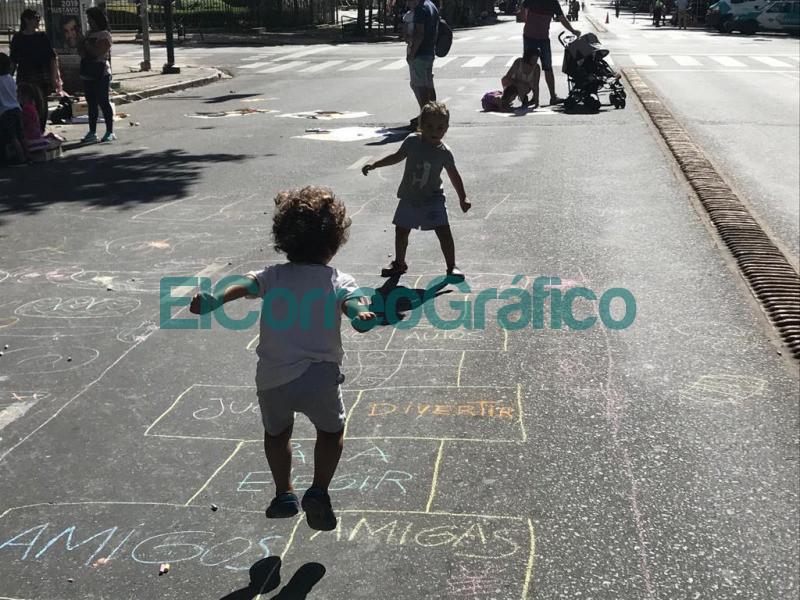 Corredor de las Infancias declarado de interes municipal en La Plata 1