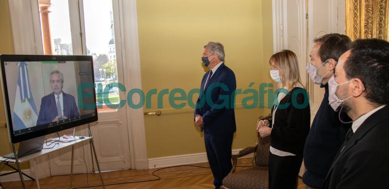 Fernandez anuncio la creacion de la Unidad de Ciencias del Comportamiento y Politicas Publicas 2