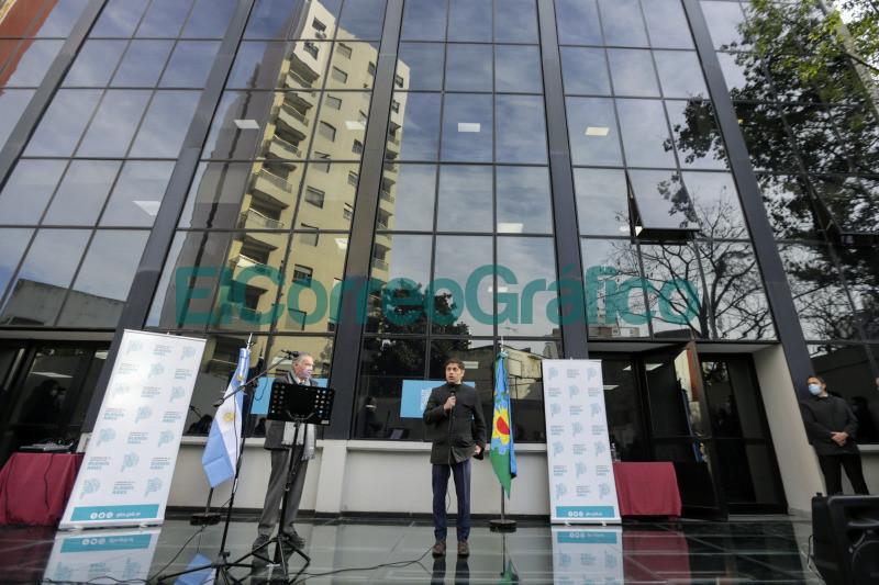 Kicillof inauguro el nuevo edificio del Tribunal de Casacion Penal4