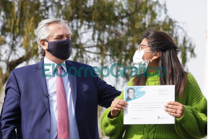 Segunda etapa del sistema de becas estrategicas Manuel Belgrano 1