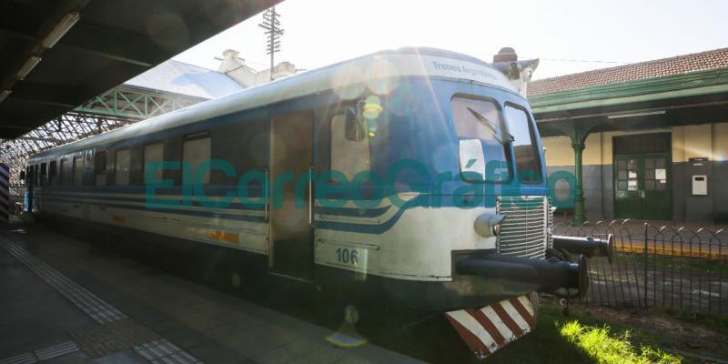 Tren Universitario La Plata