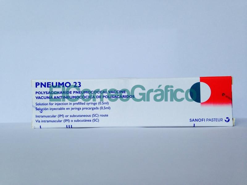 vacuna antineumococica Neumo 23